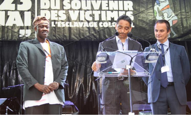 Serge Guézo, Serge Romana, Dominique de la Guigneraye